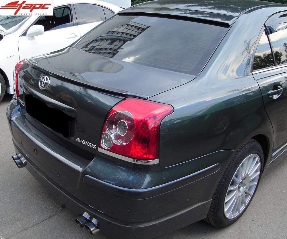 Обвес Toyota Corolla Ceres/Sprinter Marino ВКонтакте